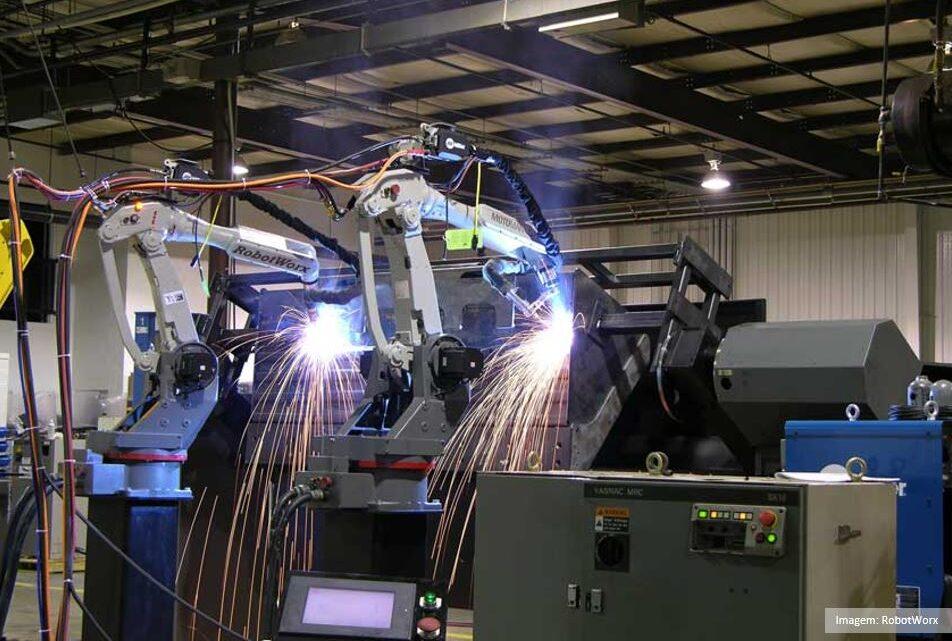 As 8 Profissões Que Foram Criadas Pelos Robôs Industriais De Soldagem